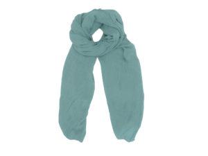 lightweight wool scarf/shawl teal
